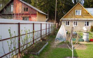 Забор между соседями: нормы высоты и расстояний, согласование, что можно и что нельзя