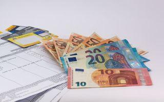 Уведомление о задолженности по коммунальным платежам: форма, бланк и образец 2019 года