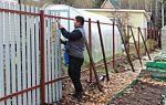 Сосед сломал или повредил забор: куда обращаться и что делать, как привлечь к ответственности