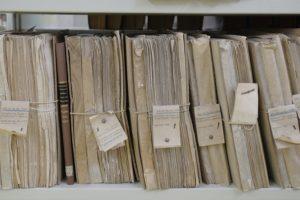 Подача документов для открытия наследства